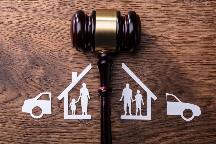 Adwokat podział majątku – rozwód i podział majątku